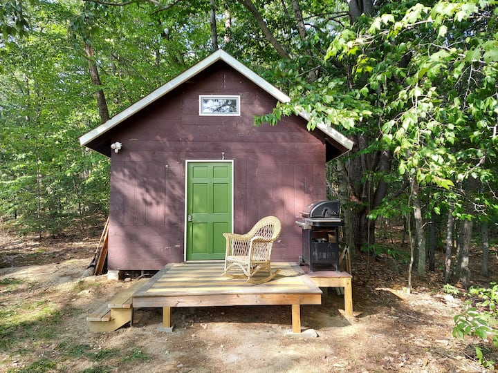 The Ultimate Glamping Tiny House