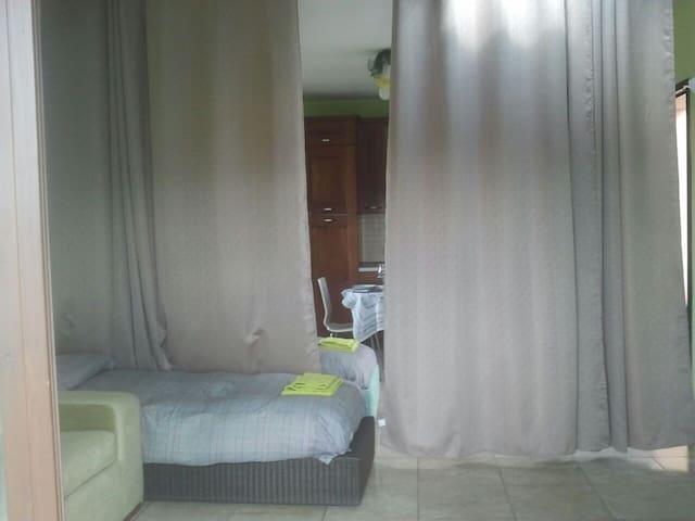 OpenSpaceRoom,in 《Attico degli Dei》 - Lucca - Bed & Breakfast