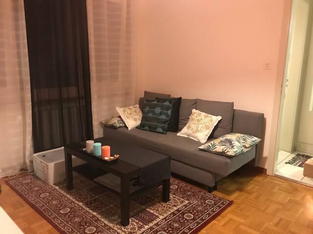 Studio entièrement équipé au centre de Fribourg