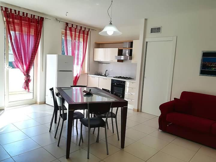 Apartment with balcony - Casa Vacanze Dafne