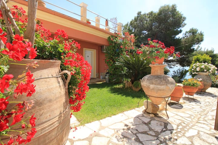 Villa with Sea view - Kontogialos - Lejlighed