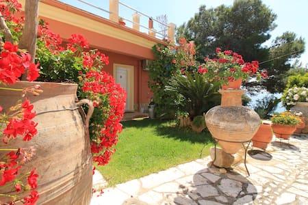 Villa with Sea view - Kontogialos - Apartment