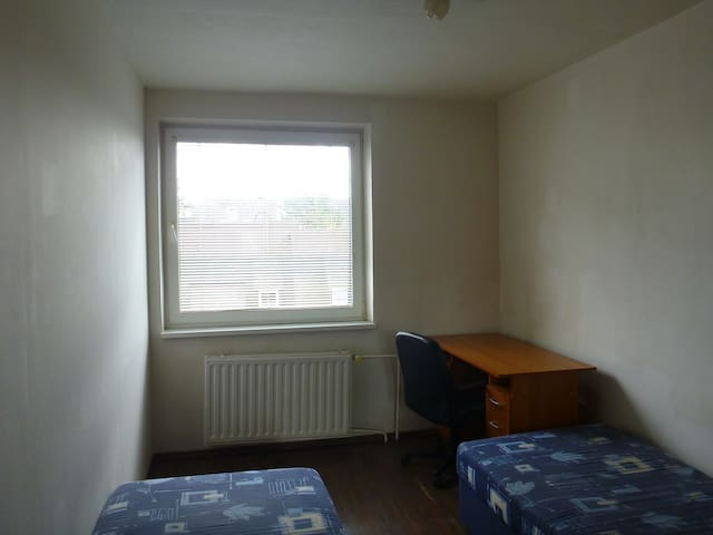 Independent traveller -3rd room - Prague - House