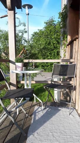Gemütliches kleines Studio für Naturliebhaber