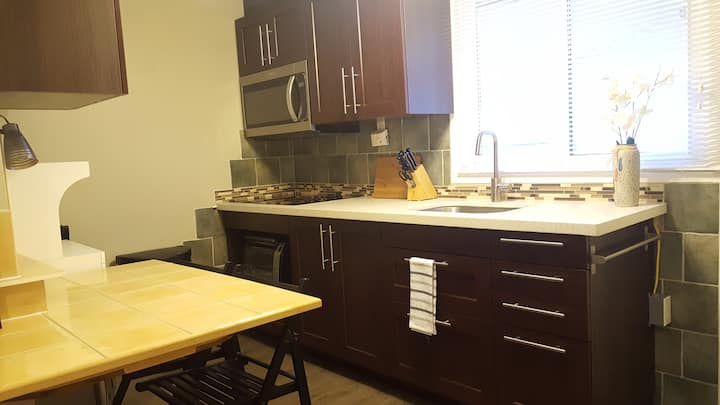 Introductory Pricing! Modern Apt w/ a Private Yard