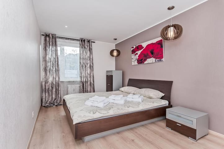 Apartment in the center of Tallinn + free parking