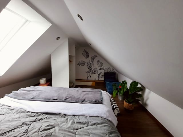 New cosy apartment surrounded with nature