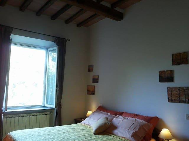 Le Magnolie - historical centre - Todi - Apartment