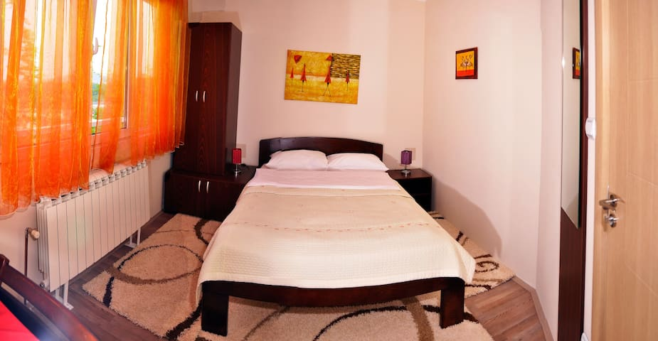 SINGLE ROOM at Hotel Villa Panorama***