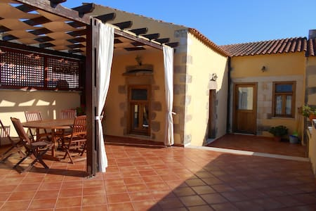 Traditional Villa Chalaro - Drapanias