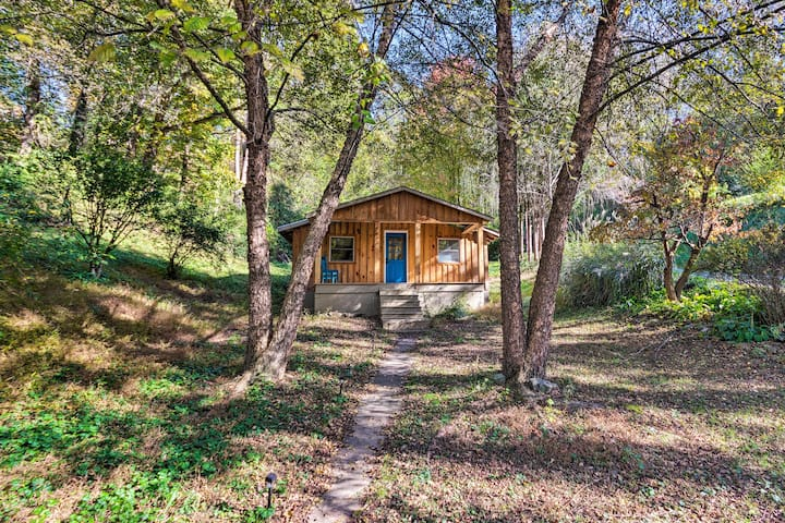Cozy & Charming Asheville Cabin: 5 Mi to Downtown!