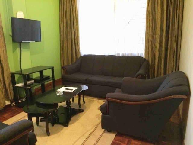 W Samra 2 bedroom Apt Fully Furnished & Serviced