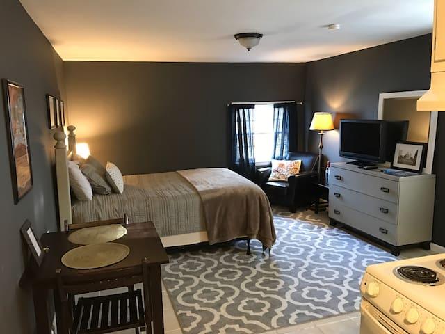 Cozy and Quaint Little Guest House - Nashville - Ház