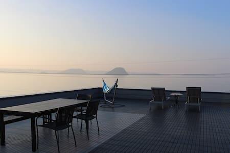 満天の星空に囲まれた最高の景色の唐津・佐賀リゾートホテルOcean - Karatsu-shi - Apartment