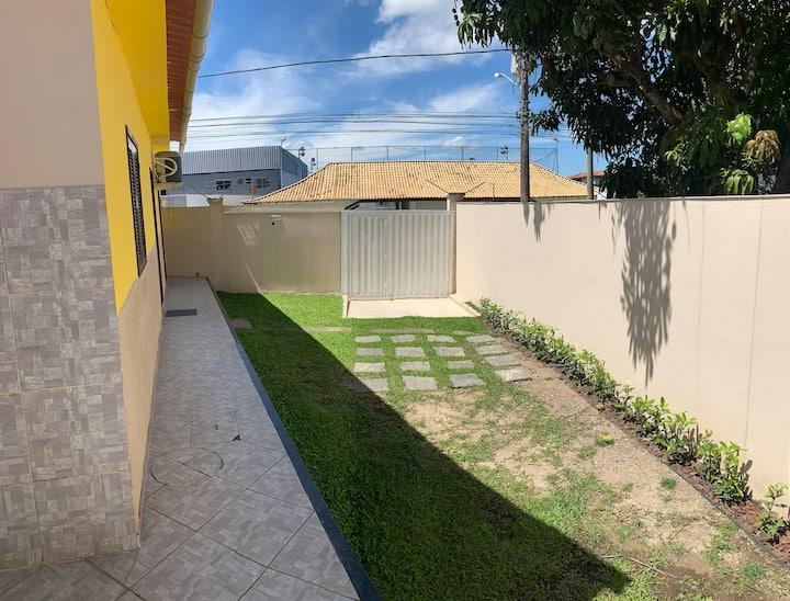 Aconchegante Casa - Quintal & Garagem