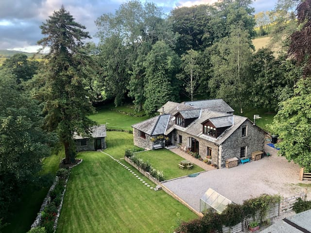 Sprint Cottage Lake District adventure base