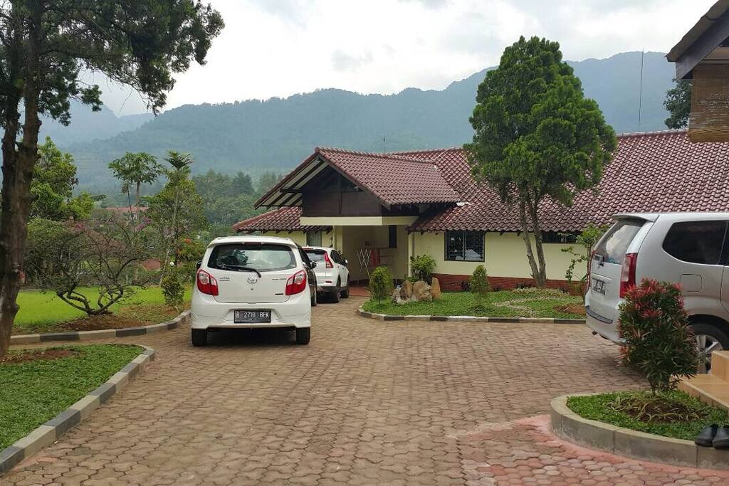 Villa I : 3 bedroom + 3 bathroom