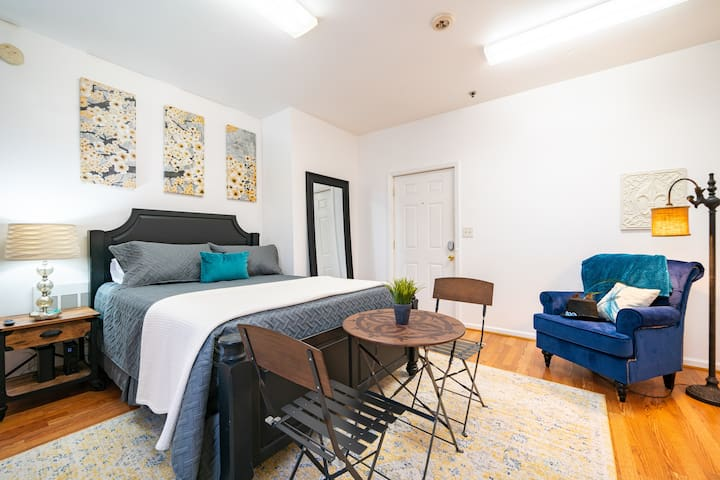 Perfect Local -Ext Stay💙Chapel Hill / Carrboro ⭐