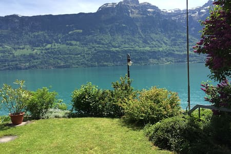 switzerland holidays on the lake - Oberried am Brienzersee - Hus