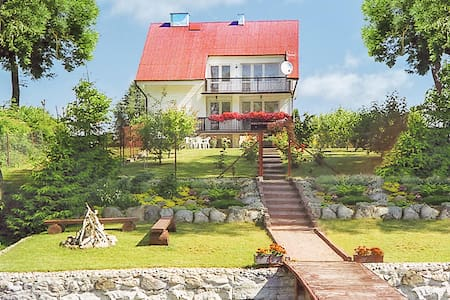 Holiday cottage with 3 bedrooms on 136m² in Dzwierzuty