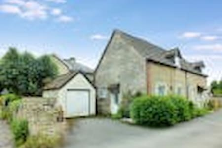 2 Beds Cottage in a village near Oxford City - Casa