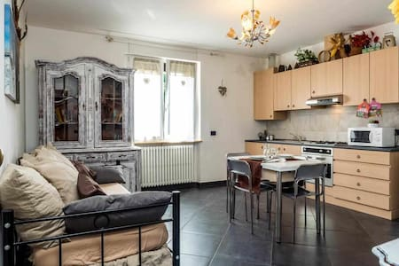 New apartment near Malpensa airport in Ticino Park River