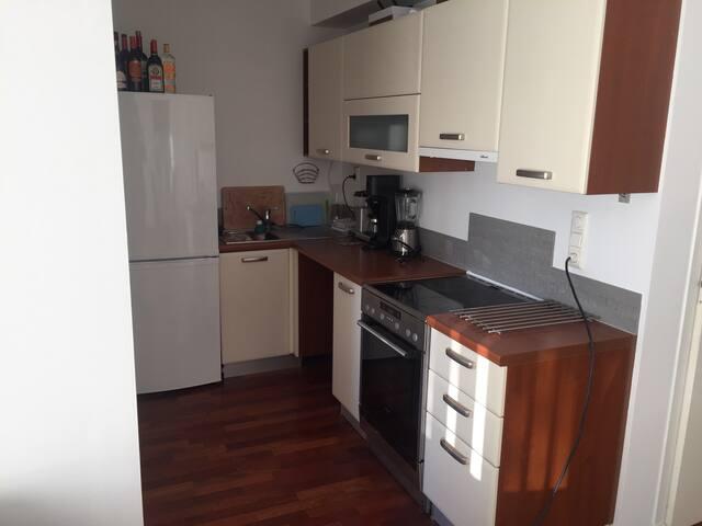 Flott leilighet med Carport - Ålesund - Apartamento