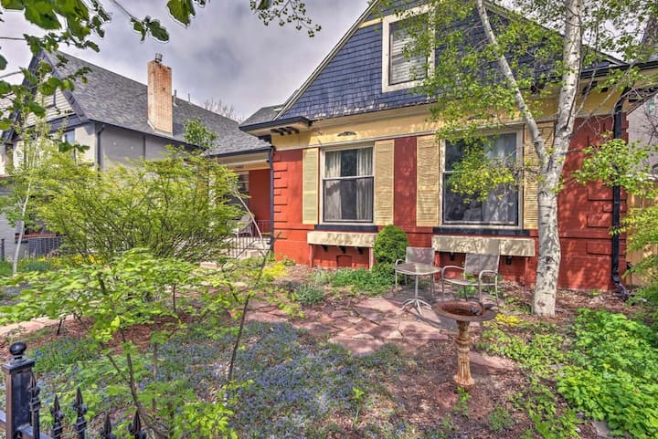 Cheesman Cottage in the Heart of Denver