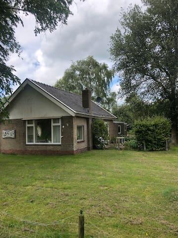 Terwispel, Friesland, bij Heerenveen. Low price!