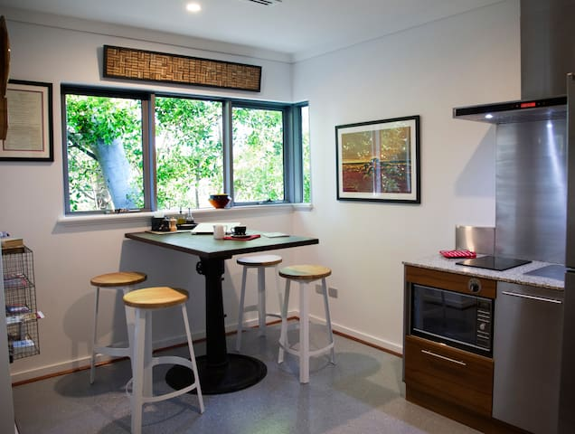 Treetop Garden Apartment 1 - 東弗里曼特爾(East Fremantle) - 公寓