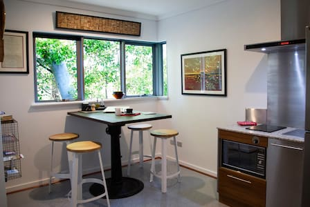 Treetop Garden Apartment 1 - East Fremantle - อพาร์ทเมนท์