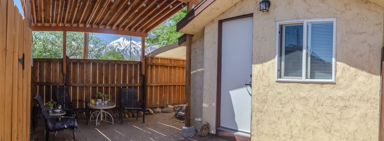 Dog Friendly Room with Private Yard