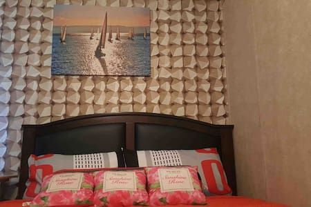 Comfy and spacious unit@Mel's Place in Taguig City