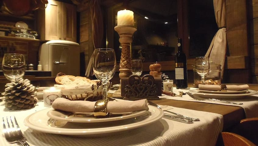 Ski Chalet-Style Apartment - Kupres - Daire