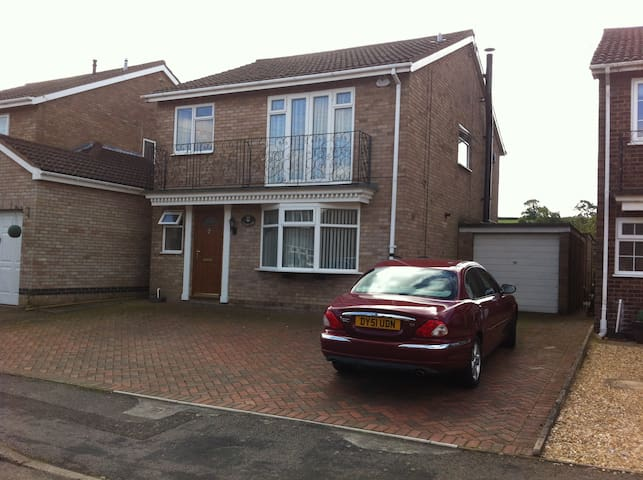 Fields End - Market Harborough - Casa