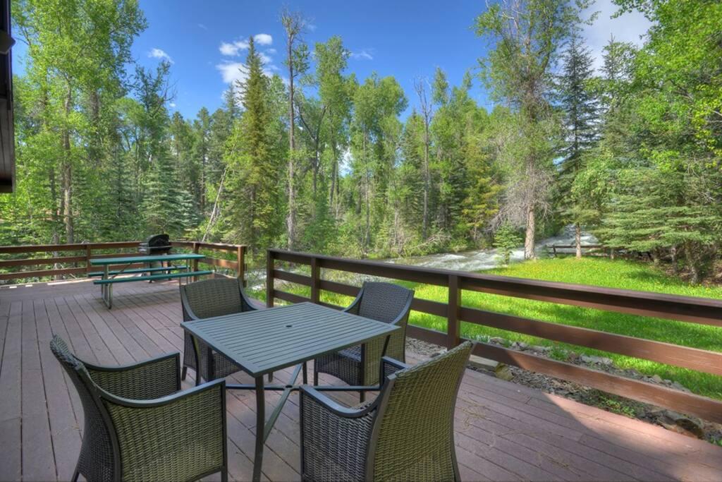 Hideaway River Cabin vacation rental home in Durango Colorado