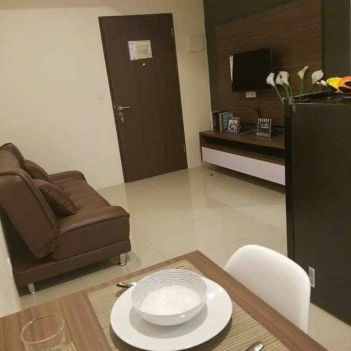 Apartment near Soekarno Hatta Airport  1BR , 38m2
