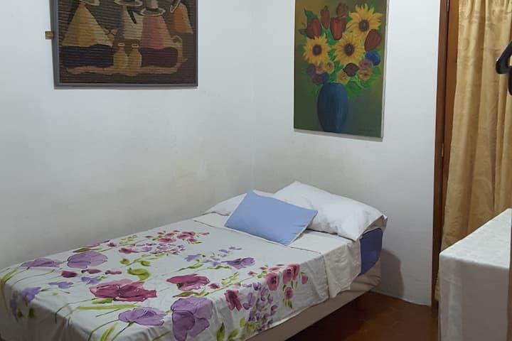 Habitacion para estudiante o turista