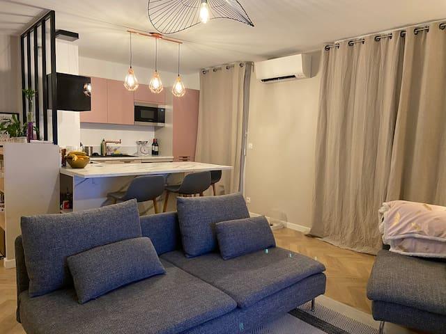 Magnifique Appartement quartier Saint-Simon