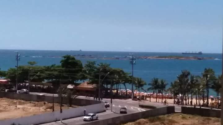Apartamento incrível em Praia de Itapuã.