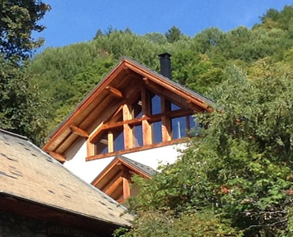 Chalet la sapinière VALLOIRE jardin 10 pers. - ヴァロワール - アパート