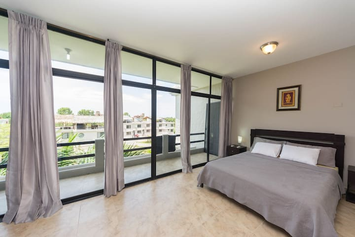Ocean View Condo with Roof Top - San Jacinto y San Clemente - Apartment
