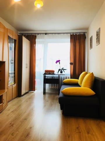 Apartment on Bagrationa 124