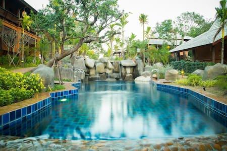 Getaway Chiang Mai Resort & Spa - Tambon Choeng Doi - Бутик-отель