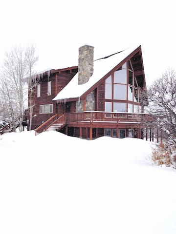Private MountainSide Cabin w/HotTub - Oak Creek - Maison