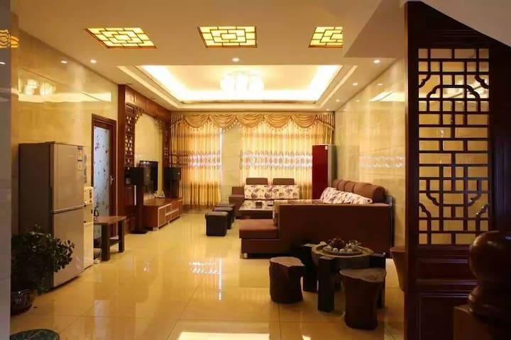 广州从化良口泉之缘短租假日别墅 - Guangzhou