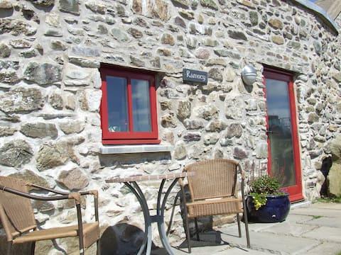 Ramsey, romantic  coastal cottage  by St.Davids
