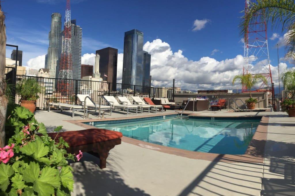 City Breeze Suite Appartamenti In Affitto A Los Angeles