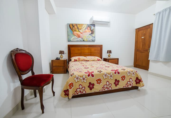 Bed & Breakfast in the heart of Colonial Zone