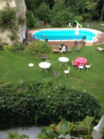 Maison / piscine orville - Orville - Talo